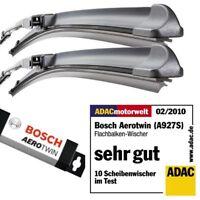 BOSCH AEROTWIN A557S Scheibenwischer Wischerblätter VW SHARAN 7N1 7N2 TOURAN 5T1