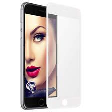 Pellicola salvaschermo di vetro per Apple iPhone 6 Plus 6+ (5.5'') - bianco