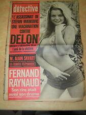 Détective 1973  Fernand RAYNAUD TERTRE SAINT GHISLAIN