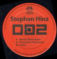 STEPHAN HINZ - 002 - 2009 Matériel Limited - MATERIALLTD 002