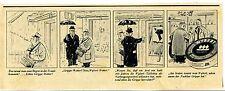 Wybert-Das nennt man vom Regen in die Traufe--Werbung von 1939