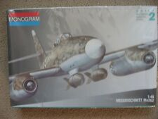 1/48 Monogram Me262 - New and Sealed