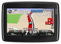 TomTom GO LIVE 820 Satellite Navigation System GPS - Lifetime UK & Ireland Maps
