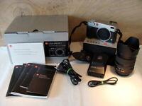 "Leica 18282 - Digilux 3 mit Vario-Elmarit 14-50mm asph  ""Systemkamera"" - OVP!"