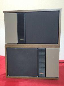 Bose 301 Series II Direct /Reflecting Speakers Pair