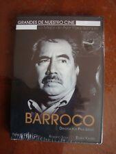 BARROCO ernesto gomez cruz NEW DVD Region 1&4 brand new roberto sosa PAUL LEDUC