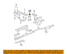 GM OEM-Exhaust Pipe Gasket 21992620