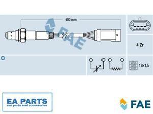 Lambda Sensor for DACIA NISSAN RENAULT FAE 77207
