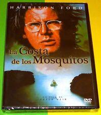 LA COSTA DE LOS MOSQUITOS / THE MOSQUITO COAST English Español -DVD R2- Precint