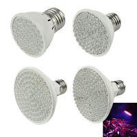 E27 138LED 7W Plant Grow Light Bulb Garden Hydroponic Lamp