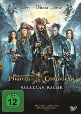 Disney's - Fluch der Karibik 5: Salazars Rache - DVD / Blu-ray - *NEU*