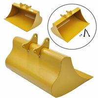 Simulation Metall baggerschaufel Grab Schaufel für Huina 580 RC Bagger teile
