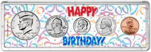 Happy Birthday Coin Gift Set, 2002