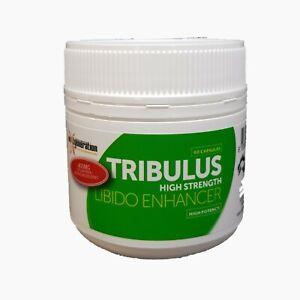 TRIBULUS (MEGAMASS FORTE) 60 CAPSULES LIBIDO ENHANCER HIGH STRENGTH