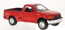 Ford F-150 Styleside, red, 1999, Classic Metal Model Car 1/24 G LGB