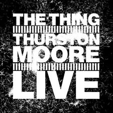 THE WITH THURSTON MOORE THING - LIVE  CD NEU