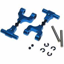 RC Car TT-02 Upgrade Hop Up Alloy ADJUSTABLE REAR UPPER ARM Set Tamiya TT02 BLUE