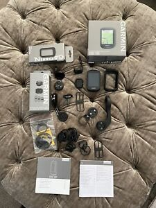 Garmin Edge 830 GPS Bike Cycling Computer Bundle With Speed & Cadence Sensor