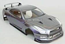 1/10 RC BODY Shell SKYLINE GT-R  -Gun Metal-  -FINISHED