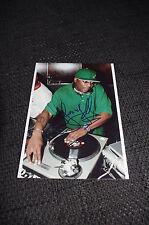 DJ JAZZY JEFF signed Autogramm auf 13x18 cm Foto InPerson DER PRINZ VON BEL-AIR