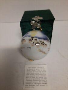 """The """"LI Bien"""" Christmas Tree Ornament 1999  C2"""