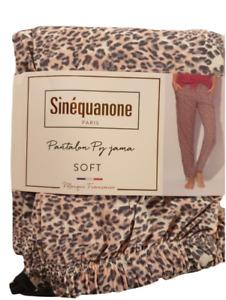 Sinéquanone Paris Pantalon Pyjama femme Soft N8