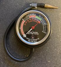 Harvey E Hanson Engine Vacuum Tester Paw Paw Mich Made In Usa