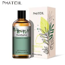 PHATOIL 100ML Eucalyptus Pure Aromathérapie Huiles Essentielles Bio Avec Boite