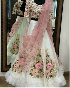 Bollywood Designer Wedding Lehnga Dresses Indian Pakistani Bridal Lehenga Choli