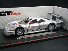 Maisto D2 Mercedes-Benz CLK-LM 1998 1:18 #2 Ludwig / Zonta FIA GT Goodbye (JS)