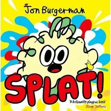 SPLAT! by Burgerman, Jon | Paperback Book | 9780192749543 | NEW