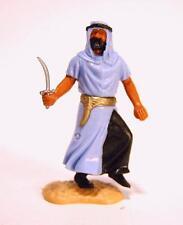 Timpo Toys Araber blau/schwarz mit Krummdolch Version 1