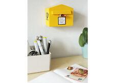 Deutsche Post Briefkasten Spardose Spar Mini Postkasten DHL DPAG aufhängbar