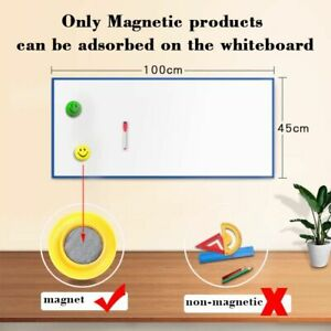 Soft Wall Stickers Board White Drawing Tools For Kids Erasable Markers Magnetic