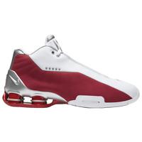 Nike Shox BB4 White/Varsity Red Mens Basketball Vince Carter Retro 2020 NEW