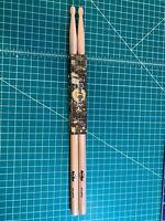 """Hard Rock Cafe Natural Wood Drumsticks 16"""" - Atlanta"""