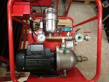 Wasserpumpe Grundfos CHI 8 30 A-W-G-BQQV 7,5 m³/h 5000 l/h 2,3KW 36-54m 110-230V