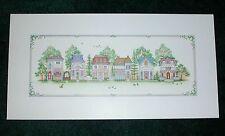 Lenox Spice Village Print New and Original