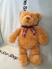 "Gund Rare Adorable Soft Teddy Bear #41671 Plush Stuffed Animal 14"" Euc"