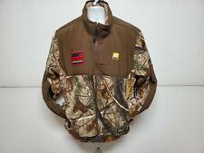 DDX Dri Duck Camo Jacket SCI/Nikon Size L Great Condition