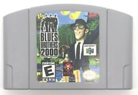 N64 Blues Brothers 2000 Video Game Cartridge Only- Authentic/Cleaned/Tested