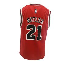 Chicago Bulls Official NBA Adidas Kids Youth Size Jimmy Butler Jersey New Tags