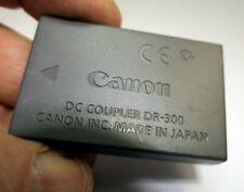 Canon DR-300 DC Coupler Original OEM vintage