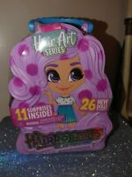 Hairdorables Big Hair Art Series - Series 5 with 11 Surprises NEW Doll