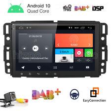 "For GMC Chevrolet Chevy Yukon Sierra 8"" Android 10 Car Radio Stereo GPS Navi+Cam"