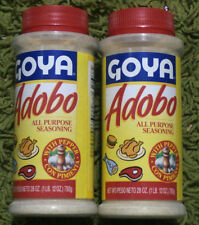 2 Adobo GOYA, All Purpose Seasoning (28 oz) With Pepper *Puerto Rico*