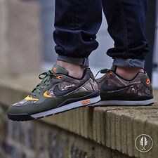 NIKE AIR WILDWOOD PRM RT QS CAMO Baskets UK 8.5 Eur 43 US 9.5 ACG GYAKUSOU LAB