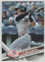 2017 Topps New York Yankees Complete Team Set Series 1, 2 & Update 39 cards