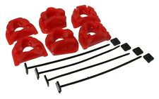Energy Engine Motor Mount Inserts Integra Civic Red 16.1106R