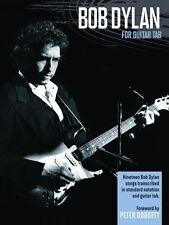 Bob Dylan for Guitar Tab Sheet Music Guitar Tablature Book NEW 014041903